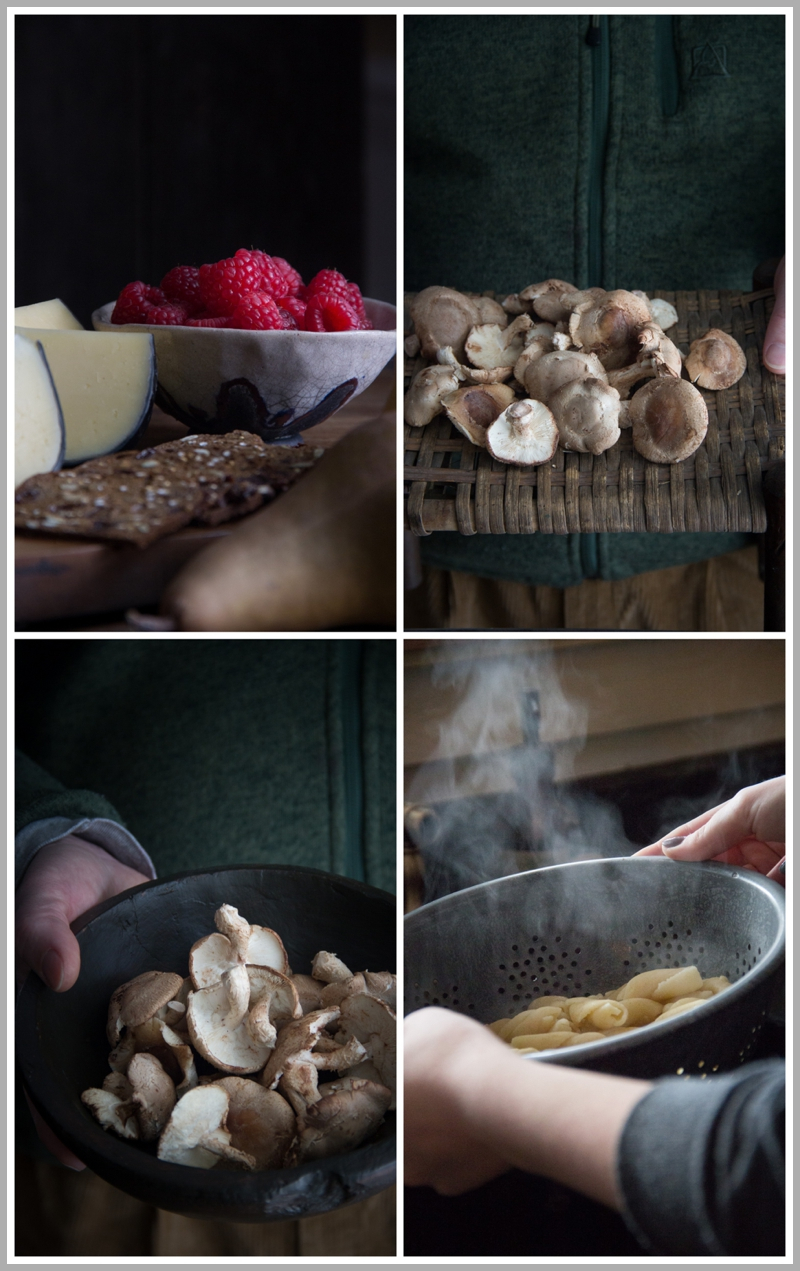 New Hampshire Mushroom Company, Taylor Brothers Cheese, Valencenti Organico Pasta
